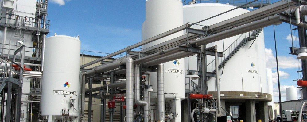 gases industriais medição vazao nivel